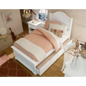 Morgan Arch Bed W/ trundle