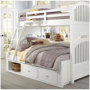 Adrian Twin/Full Bunk Bed