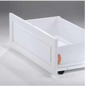 Clove Bunk Drawers Spice:White