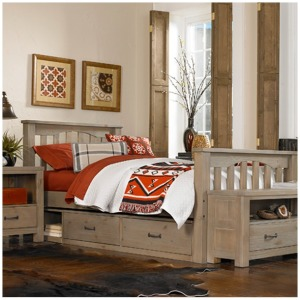 Harper Twin Bed