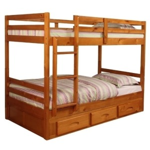 Promo Twin Bunk Honey:Collection