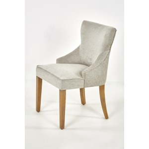 Lucy Dining Chair Natural / Anew Grey