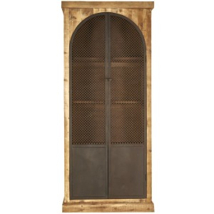Arch Cabinet Natural