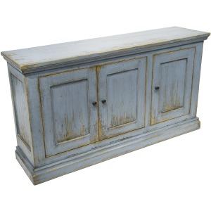 Mimi 3 Door Cabinet Antique Refuge