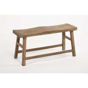 Katie Double Dining Stool Natural