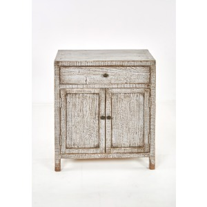 Amelia Cabinet Distressed Grey