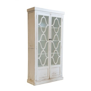 Maribelle Cabinet Antique White