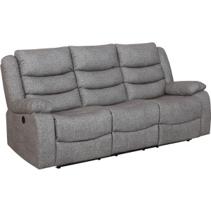 Granada Dual Recliner Sofa w/power Foot Rest