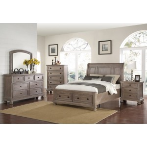 Allegra Queen Bed