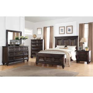 Sevilla 4 Piece Queen Bedroom Set