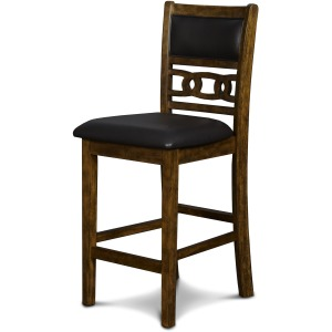 Gia Brown Counter Chair