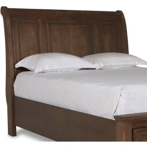Allegra Oak Creek Queen Headboard