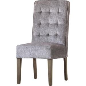 Texas Fabric Tufted Chair