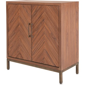 Gianni Chevron Cabinet Doors