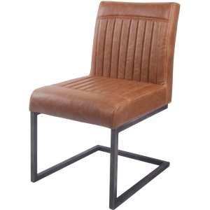 Ronan Leather Dining Chair