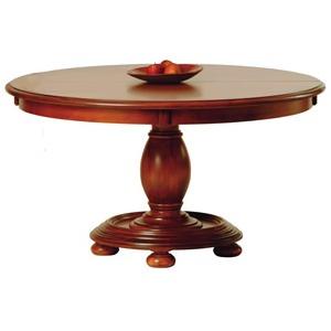 Wakefield Pedestal Table