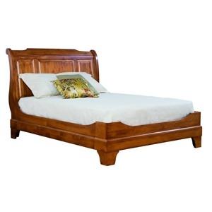 Virginia Sleigh Bed