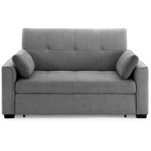 Nantucket Queen Sofa Sleeper in Lite Grey