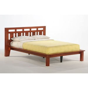 Carmel Full Bed in Cherry