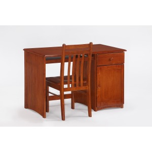 Clove Student Desk & Chair in Cherry