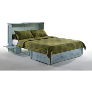 Poppy Murphy Cabinet Bed - Skye