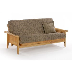Venice Full Futon in Natural