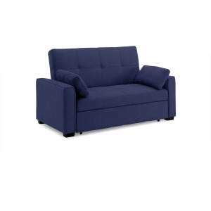 Nantucket Twin Sofa Sleeper in Navy