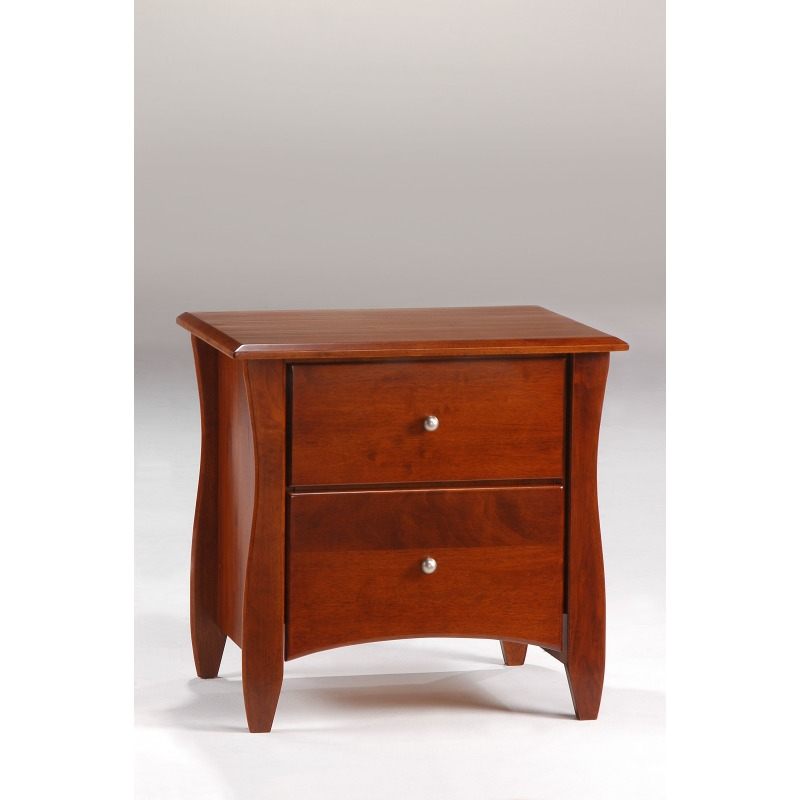 Clove Nightstand Cherry (Metal Knobs).jpg