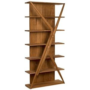 Vetra Teak Bookcase