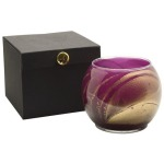 """4"""" Globe Candle"""