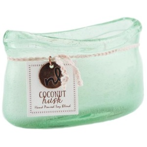 Windward Candle - Coconut Husk