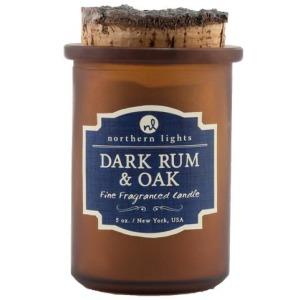 Spirit Jar Candle - Dark Rum and Oak