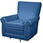 Reed Swivel Recliner