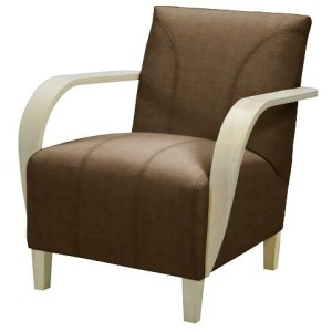 Basie Leather Chair