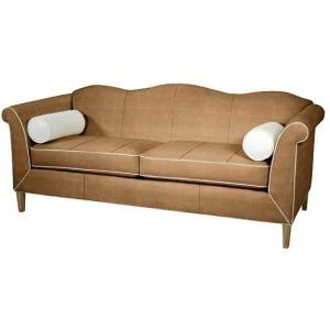 Bette Leather Sofa