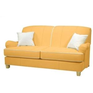 Charley Leather Condo Sofa