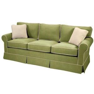 Copley Square Sofa/Attached Back 84