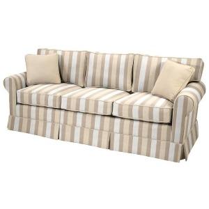 Copley Square Sofa/Attached Back 74