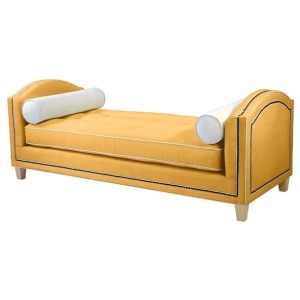 Hollace Leather Daybed