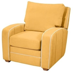 Perone Leather Recliner
