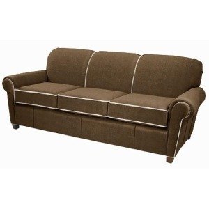 Portland Leather Loveseat by Norwalk Furniture - 9389-50 ...