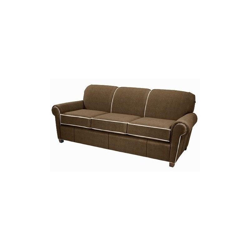 Portland Leather Sofa by Norwalk Furniture - 9389-70 | Gladhill ...
