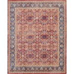 "Ankara Global Red Rug - 8'10"" x 11'10"""