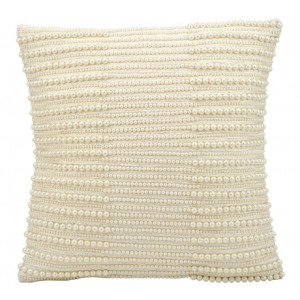 Ivory Kathy Ireland Pillow