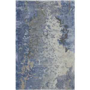 "Prismatic Denim Rug - 3'9"" x 5'9"""