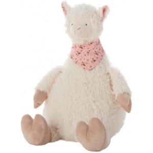 Ivory Llama Plush