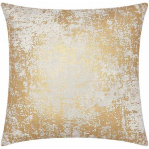 Gold Luminescence Pillow