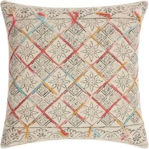 Multicolor Lifestyle Pillow