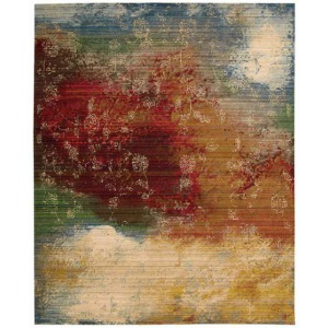 "Rhapsody Autumn Rug - 7'9"" x 9'9"""