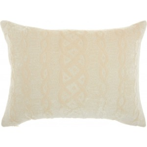 Ivory Christopher Guy Pillow